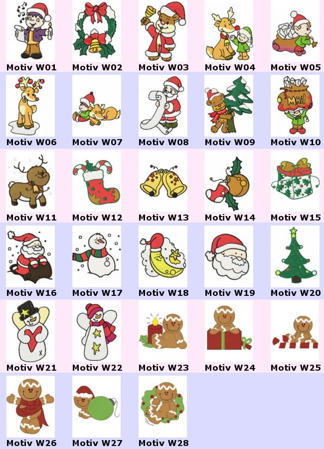 weihnachten motive kostenlos